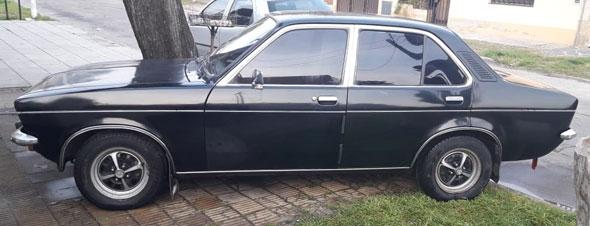 Auto Opel K 180