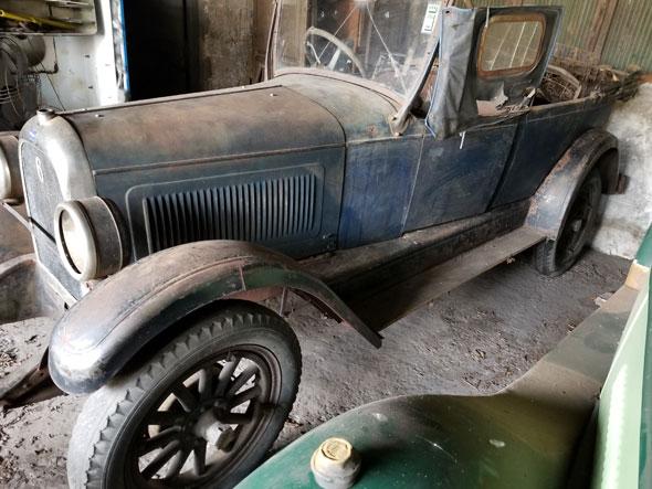 Auto Whippet 6 1926