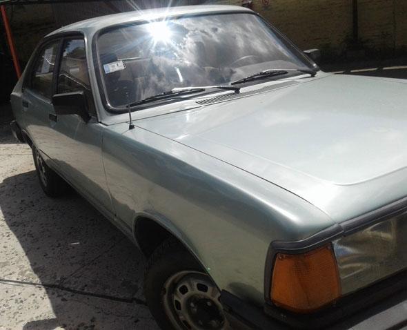 Auto Dodge VW 1500 1987