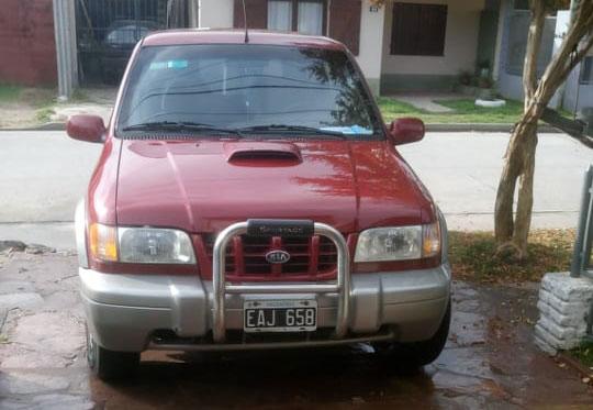 Auto KIA Gran Sportage 2002
