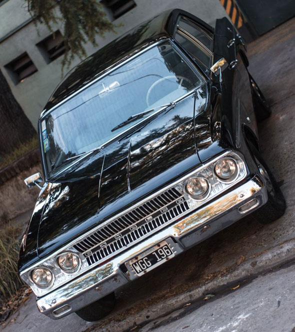 Rambler Classic Deluxe 660