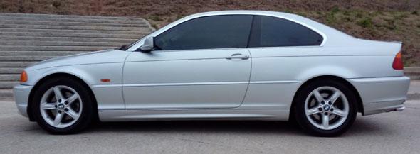 Auto BMW 328 CI