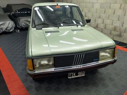 Car Fiat 128 Super Europa