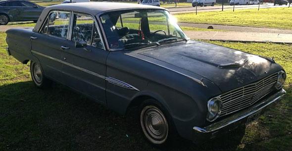 Auto Ford Falcon 1964