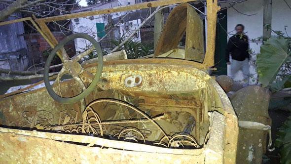 Auto Ford T Chatita