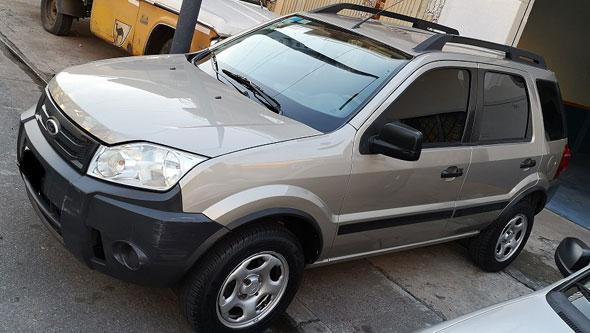 Auto Ford Ecosport XL Plus