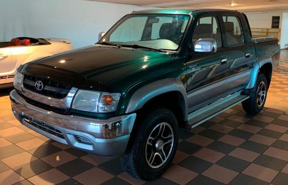 Toyota Hilux 2,5