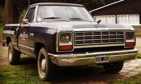 Auto Dodge Ram