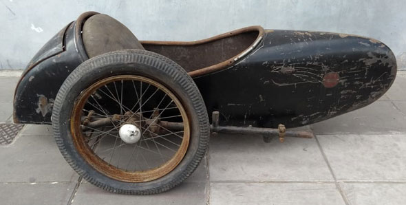 Ital Turin Sidecar