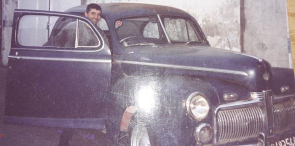 Ford Mercury Cupé