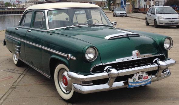 Auto Mercury 1954