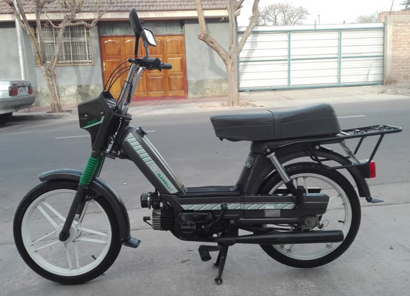 Garelli Noi Bimatic Motorcycle