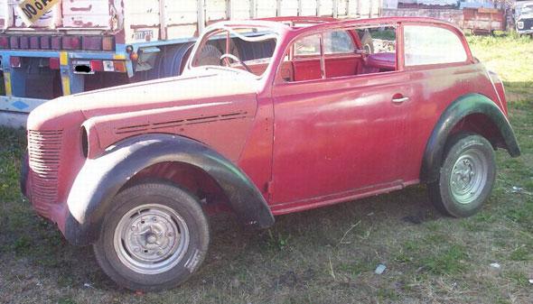 Auto Opel Kadett