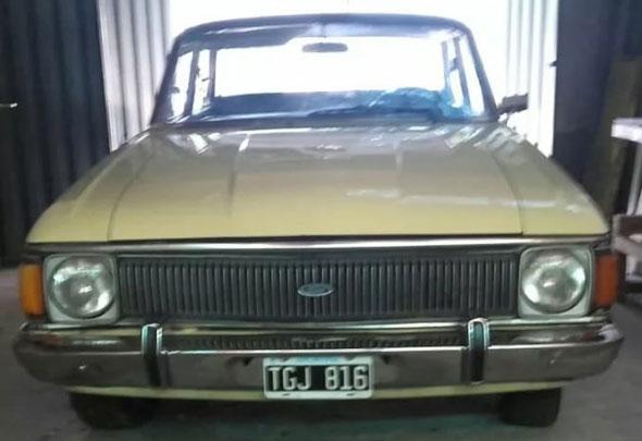 Auto Ford Falcon 1979