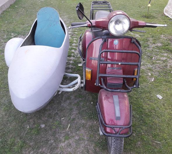 Vespa Originale 150 Motorcycle