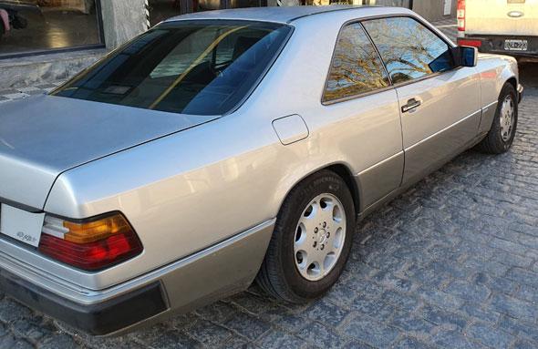 Mercedes Benz 300 CE 24