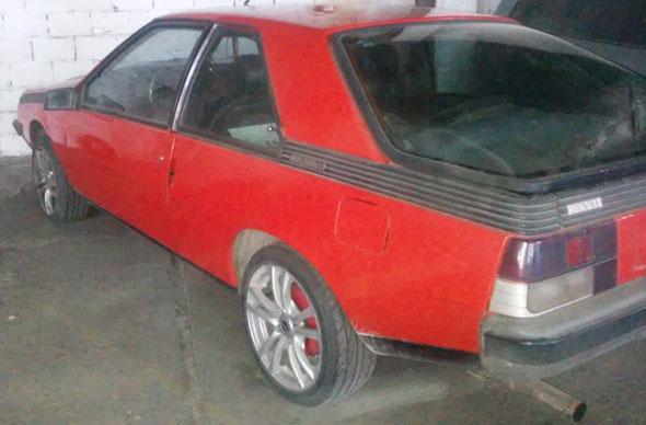 Renault Fuego GTX 1985