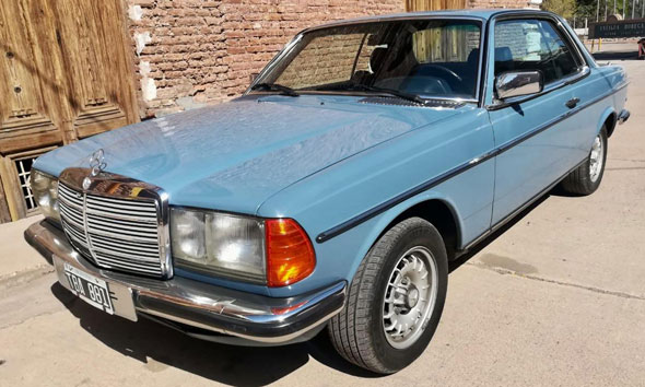 Mercedes Benz 280 CE