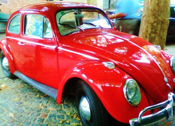 Auto Volkswagen 1958 Escarabajo