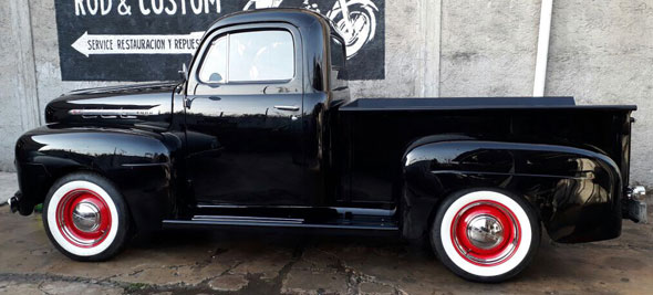 Ford F1 1952