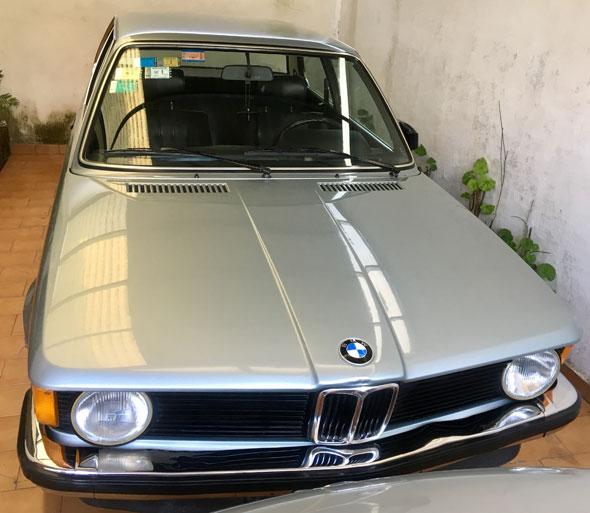 Auto BMW 1981