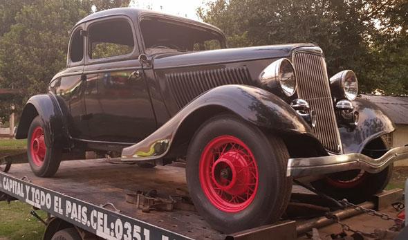 Auto Ford Coupé 1934