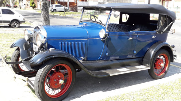 Ford A 1929
