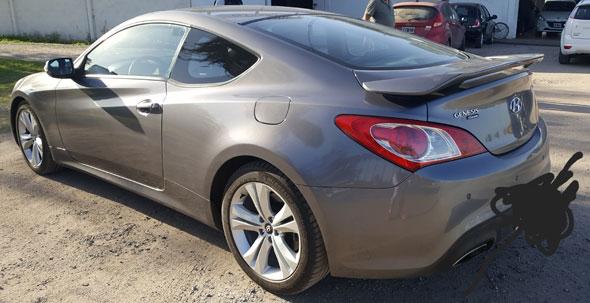 Hyundai Genesis Coupé 3.8