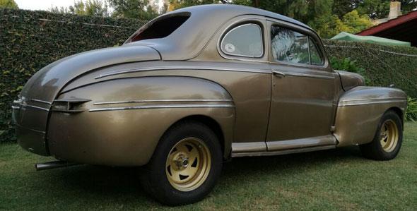 Auto Ford Mercury
