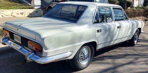 Auto Torino SE 1974