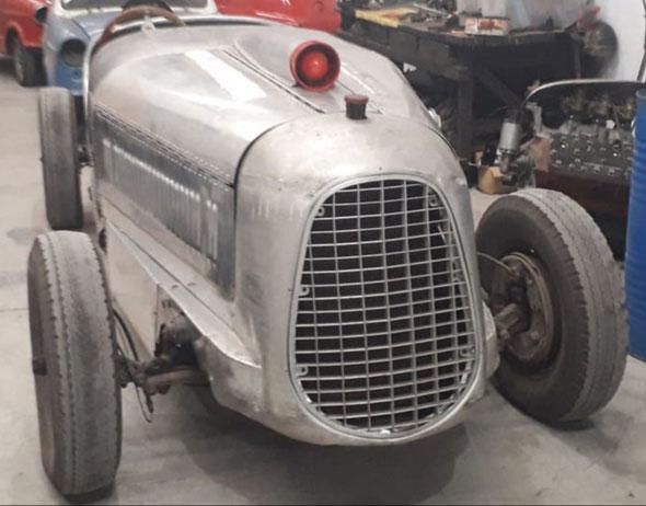 Auto Ford V8 Baquet