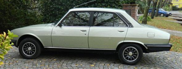 Auto Peugeot 504 1986