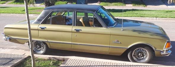 Auto Ford Falcon Futura 1979