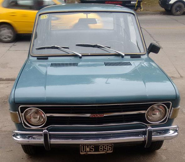 Auto Fiat 128 1971
