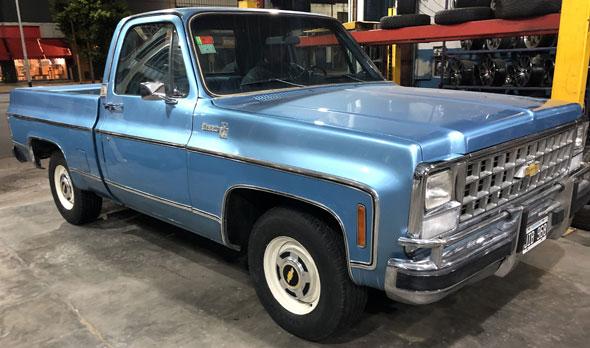 Chevrolet Silverado Americana 1980