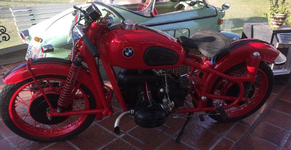 Moto BMW R 50