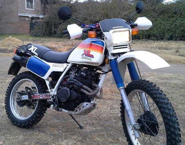 Honda XLX 250R