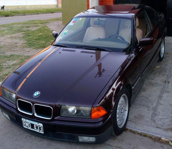 Auto BMW Serie 3 318IS Coupé