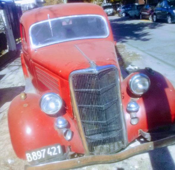 Ford Sedán 1935