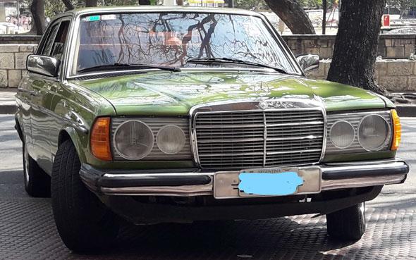 Mercedes Benz 240 D