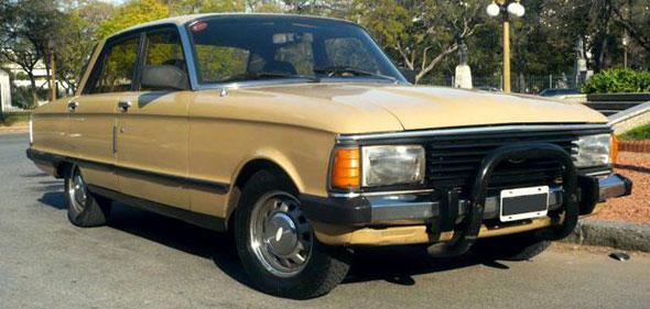 Ford Falcon Deluxe 3.0 1984