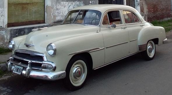 Chevrolet Styleline 1951