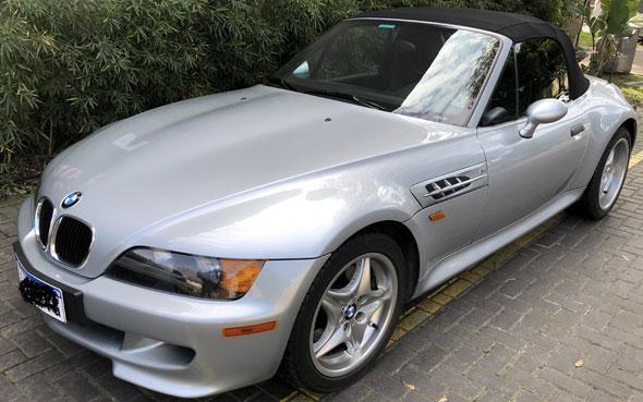 Auto BMW Z3M
