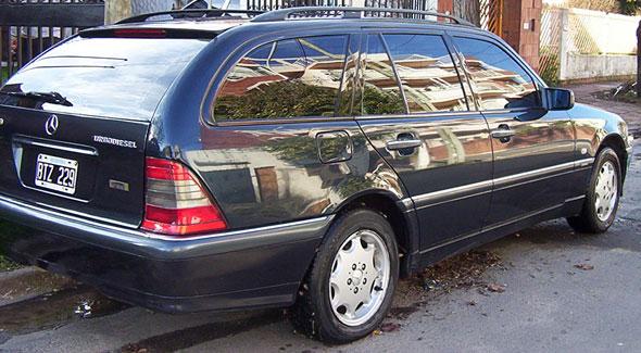 Auto Mercedes Benz C250 Turbodiesel 1998