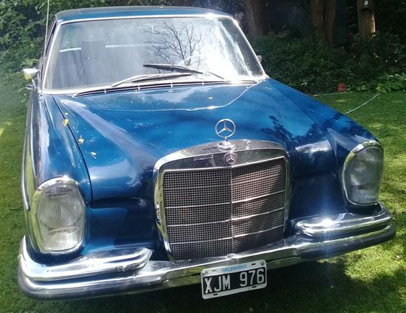Mercedes Benz SEB 300 1966