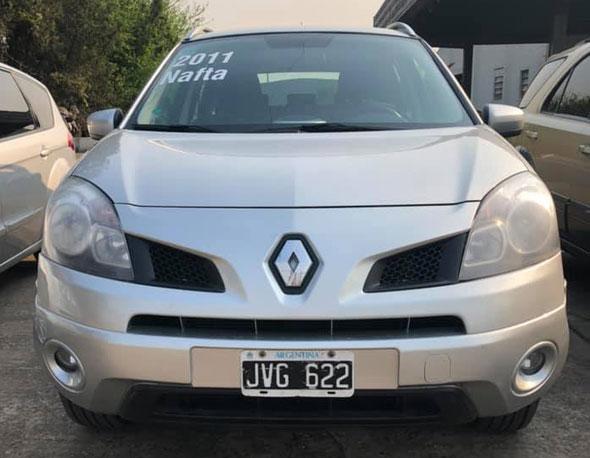 Renault Koleos 2.5 2011 4x4