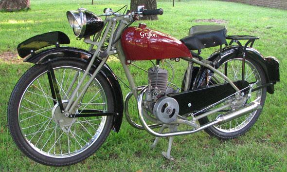 Moto Griffon 1926 125 2t