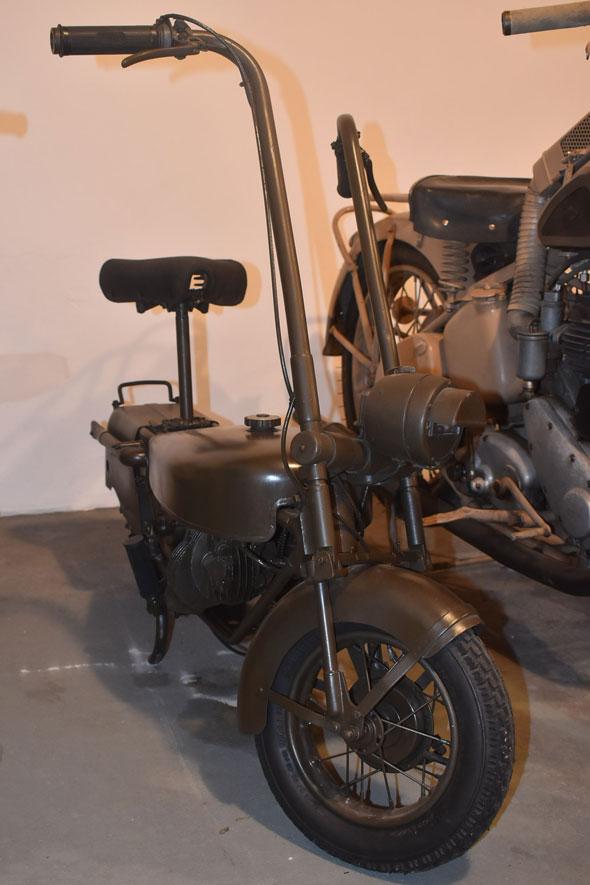 Excelcior Spirit 98 1939 Motorcycle