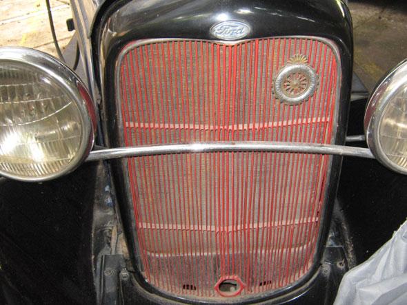Auto Ford 1932