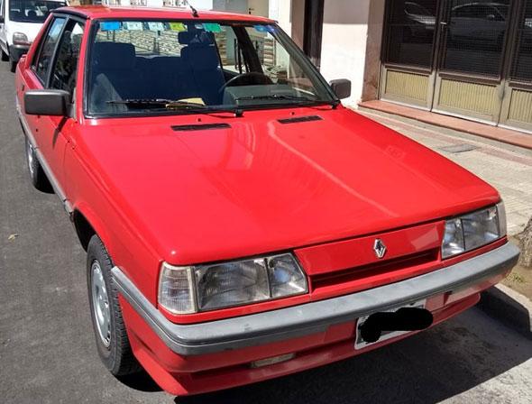 Auto Renault 1993